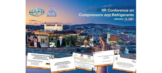 "Konferencja ""Compressors Refrigerants and Specific Refrigeration Technologies"" 2021"